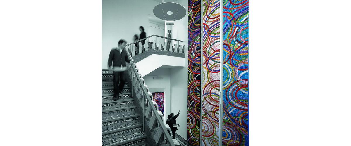 Scuola Mosaicisti del Friuli  1